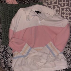 Collared Pullover